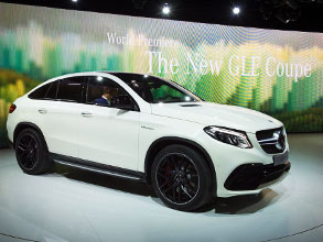 Обзор Mercedes-Benz GLE Coupe
